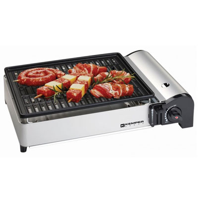 FORNELLO BARBECUE SMART CON SACCACON CARTUCCIA