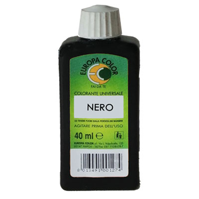 BCOLOR ml 20  NERO