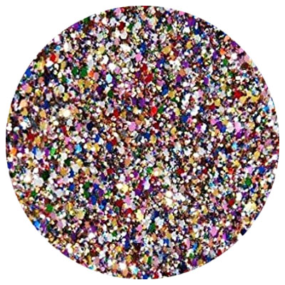 GLITTER MULTICOLOR 125 ML